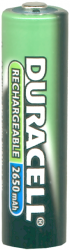 Rechargeable Size AA Batteries 4302K