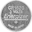 Remote Batteries 3 Volt 4350M