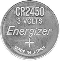 Remote Batteries 3 Volt 4329M
