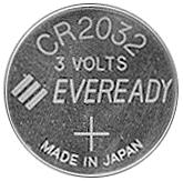 Remote Batteries 3 Volt DA-51