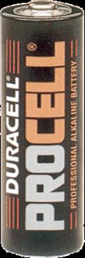 Alkaline Batteries Size AA 10488W