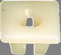 License Plate Retainer 8487C