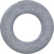 Flat Washer S.A.E. Plated