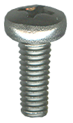 License Plate Screw 1260016B